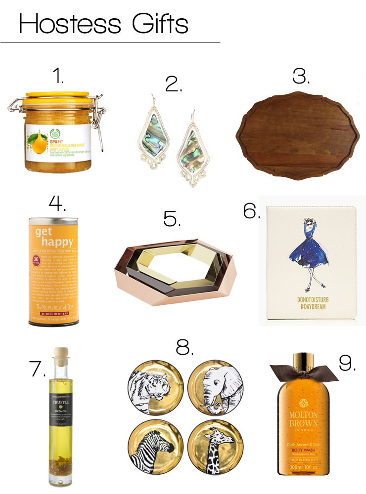 Holiday gift guides hostess gifts Hostess gift