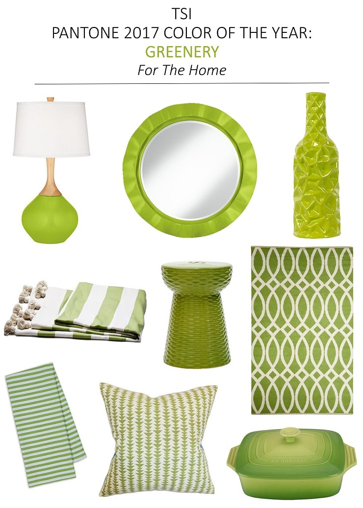Color Confidential Pantone Color Of The Year 2017 Greenery
