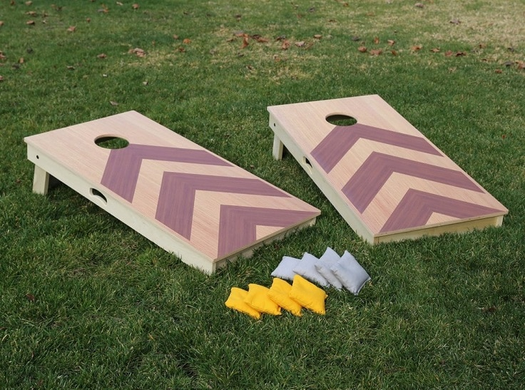 Corn Hole Outdoor Game