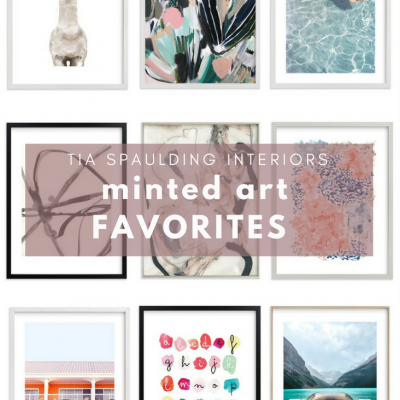 Let's Talk: Affordable Wall Art With Minted