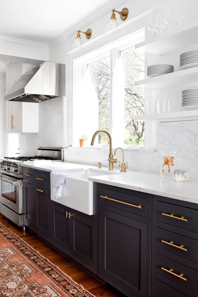 Kitchen Designed by Elizabeth Lawson Design